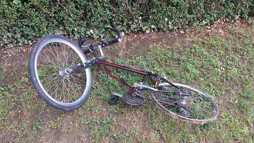 Fundsache Fahrrad