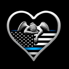 #EOW #LawEnforcement #Prayers  Thoughts and Prayers are with law enforcement and their families, remembering officers lives lost protecting our communities and even those who protest against them. #RIP (standingbears) Tags: rip lawenforcement prayers eow