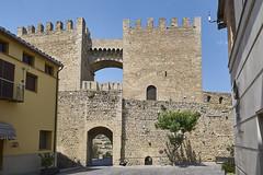 Murallas de Morella 1_DxOVP (CarlosJ.R) Tags: espaa castillo castelln morella murallas