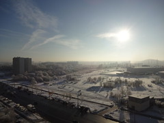Frosty Morning (roman.chukanov) Tags: moscow frost snow winter