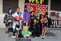Feira Geek Wizard Ilha do Governador (B. Colao) Tags: feirageek geek ilhadogovernador thami thamilima thamires wizard zumbi festa