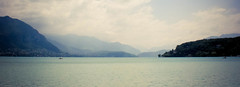 Annecy, France (el Morgendo) Tags: annecy mont blanc montblanc france europe travel alps mountains mountain lake