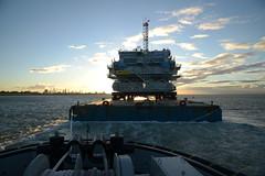 Multratug Veia Mate Offshore DST_8508 (larry_antwerp) Tags: fabricom engiefabricom cofelyfabricom veiamate offshore windfarm windpower multratug26 9667863 multratug saarens paula ponton barge netherlands nederland schip ship vessel        schelde