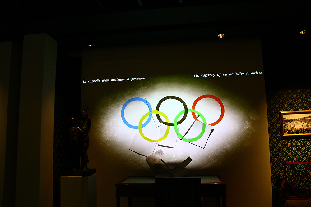 Museu Olímpico em Lausanne 3