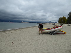 Baywatch - what a day! (misiekmintus) Tags: baywatch vancouver bc canada