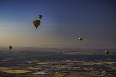 Hot-air balloons (julesnene) Tags: adventure aloft balloon balloonsabovethevalley bucketlist california canon7dmark2 canon7dmarkii hotairballoon julesnene juliasumangil travel up upandaway vacaville unitedstates us