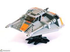 T-47 Snowspeeder (Brickdoctor) Tags: lego star wars t47 snowspeeder