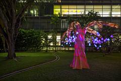 Singapore Night Festival 2016 - Samara by Max Pagel & Jonathan Hwang, Starlight Alchemy (SG) (gintks) Tags: singapore armenianchurch sgnightfest yoursingapore exploresingapore sg51 singaporetourismboard gintaygintks