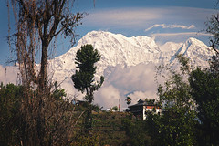 . (wongkei358) Tags: nepal pokhara village 5d2 canon