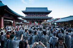 Sanja Matsuri Asakusa Summer Festival (Pop_narute) Tags: sanja matsuri asakusa summer festival tokyo japan people tradition culture life city temple shrine
