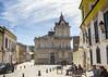 Faro (Hans van der Boom) Tags: holiday vacation europe portugal faro algarve smallsquare building old classic pt