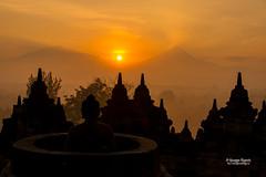 indonesia-082 (Giuseppe Ruperto) Tags: fotografie foto photos photo viaggi viaggio photography viaggiare street travel trip indonesia java borobudur temple yogyakarta buddha unesco