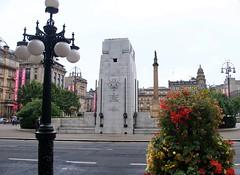 Glasgow. (billmac_sco) Tags: scotland glasgow georgesquare cenotaph