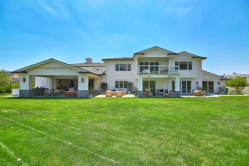 Дом Кайли Дженнер в Лос-Анджелесе