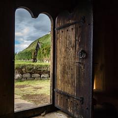 Iceland 2016 - jveldisbrinn (cesbai1) Tags: islande islanda islandia is summer jveldisbrinn iceland farm viking reconstitution