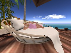 Joy at Shonas TGirl Pleasure Beach_001 (joywildlife) Tags: sl secondlife tgirl femboy beach
