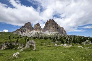 Trentino - Alto Adige (Italy) - Passo Sella