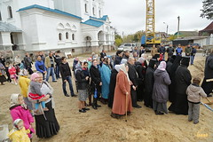 61. The Laying of the Foundation Stone of the Church of Saints Cyril and Methodius / Закладка храма святых Мефодия и Кирилла 09.10.2016
