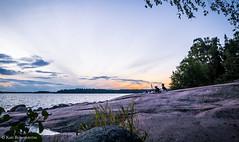 IMG_8361 (khr83) Tags: sunset friends helsingfors helsinki finland drums lauttasaari