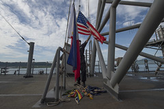 161011-N-JS726-096 (U.S. Pacific Fleet) Tags: navy marines amphibiousassault subicbay phiblex bonhommerichard expeditionarystrikegroup underway deployment military portvisit subicbayphilippines