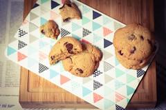 Cookies para el otoo  {Explore} ( Mrs ) Tags: sweet canon chocolate stilllife galletas cookies food inexplore explore kitchen postres comida