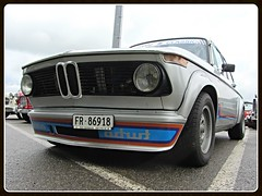 BMW 2002 Turbo (v8dub) Tags: bmw 2002 turbo schweiz suisse switzerland fribourg freiburg german pkw voiture car wagen worldcars auto automobile automotive old oldtimer oldcar klassik classic collector