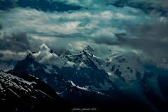 Mont Blanc dans la Tourmente (Frdric Fossard) Tags: luminance texture nature vert lumire ombre atmosphre dramatique surraliste neige montblanc aiguilledumidi alpes hautesavoie dmedugoter france glacier massifdumontblanc chamonix montblancdutacul ngc