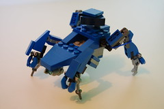 halo scarab (my name is schimmi) Tags: lego micro halo covenant scarab