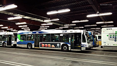 STL Laval 1102 (Alexander Ly) Tags: societe de transport laval stl quebec canada montreal garage autobus novabus nova bus lfs hev hybride hybrid city transit interieur interior electric electrique