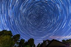 EOS 5D MK IV Trails (nicklucas2) Tags: startrail meteor astrophotography night stars saintleonards england unitedkingdom gb