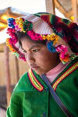 Menina-Uros-2 (Carlos Fabal) Tags: peru uros cholas cultura inca