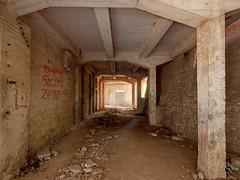 Ziegelei 2 (Moddersonne) Tags: lost place urbex verlassen abandoned decay ziegelei polen teufel kirchturm