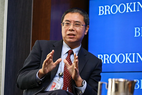 Jin Zhongxia, executive director for China at the International Monetary Fund and former director general of research institute at the People's Bank of China