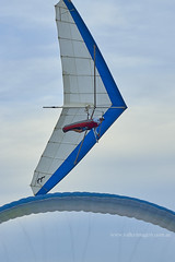 Hang Gliding (Valley Imagery) Tags: hang gliding lennox head nsw blue sky australia