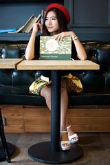 Grace (Lau ArtPix) Tags: nikon d7000 35mm 18g portrait grace model girl woman kuala lumpur malaysia kl piscesguy 2016