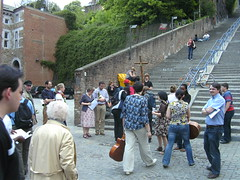 Lige22042011 015 (Rumskedi) Tags: viacrucis monde europa europe rollei belgi belgique belgien lige lige22042011