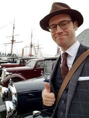 2016-09-17: Happy Chap (psyxjaw) Tags: chatham dockyard forties event salutetotheforties kent 40s reenactment historic