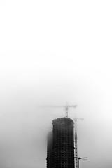 *** (Misha Sokolnikov) Tags: moscow russia fog rain leica leicamonochrom leicamm leicamsystem seethebiggerpicture craine 50mm aposummicron sky grey blackandwhite blackwhitephotos noiretblanc bw mono