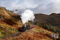 Peppercorn K1 No. 62005 - Glenfinnan (Jonathon Gourlay) Tags:
