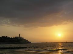 2013.11.01. (Zsolt Humai) Tags: israel tel aviv water light night