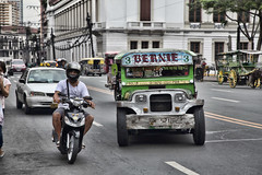 HL8A3940 (deepchi1) Tags: manilla phillippines asia pacific islands urban city jeepneys taxis jeeps traffic