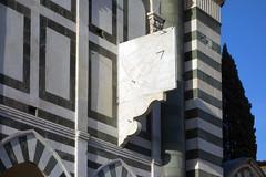 Sundial, Santa Maria Novella façade