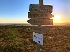Lunken (gislepa) Tags: sunset solnedgang lunken lunkefjell oppland lillehammer norway