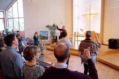 Gudstjänst i Skårekyrkan. På fikat sålde pastorskandidaten Maja Floberg #Årsringar16 (vår tidning). Har du missat årets nummer finns det några nummer kvar -hör av dig så skickar vi ett nummer!