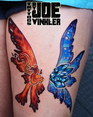 Some #elemental #fairywings done before the hurricane action! Very fun piece! #artbyjoewinkler #eliteinktattoos #myrtlebeach #tattoos #tattooartist #tattooartistmagazine #tattoopeople #dynamicink #eternalink #dankubin #dankubinrotary @dankubin #mithratatt (artbyjoewinkler) Tags: mithratattoo tattoos neotrad eliteinktattoos dankubinrotary inkfreakz tattooartistmagazine colortattoo girlswithtattoos dankubin inkedup tattooartist fireandice tattoopeople radtattoos elemental inkaddict fairywings fairywingtattoo artbyjoewinkler neotraditional dynamicink skinart mithraneedles eternalink myrtlebeach