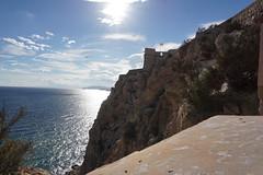 Castillo de San Juan de las guilas, guilas00 (Sebasti Giralt) Tags: guilas murcia mar sea castillo castell castle