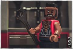 I pity the fool! (Priovit70) Tags: lego dimensions ateam babaracus portrait minifig olympuspenepl7
