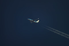 IMG_3676 (Leedseagle5) Tags: contrail vapour trail garrowby hill yorkshire nikon coolpix p900 leeds lufthansa star alliance easyjet klm airbus skywatcher slyliner dobsonian 200p 8 boeing 737 747 757 767 e3 sentry awacs volga dnepr ilyushin76td emarites delta atlantic airways american airlines a330 voyager kc3 a380