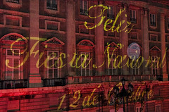 Polmica Fiesta Nacional (mArregui) Tags: wwwarreguimeluscom marregui nikon palacio palacioreal plaza plazadeoriente madrid madriddelosaustrias real espaa