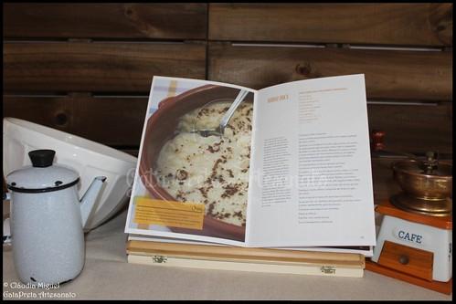 "Suporte de livros ""Gingerbread cooking"""